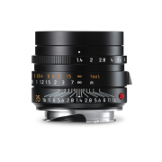 LEICA SUMMILUX-M 35 mm f/1.4 ASPH., black anodized finish