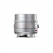 SUMMILUX-M 35 mm f/1.4 ASPH., silver anodized finish