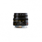 SUMMICRON-M 50 mm f/2, black anodized finish