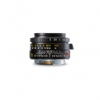 SUMMICRON-M 35 mm f/2 ASPH., black anodized finish