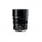 APO-SUMMICRON-M 90 mm f/2 ASPH., black anodized finish