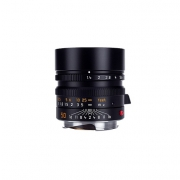SUMMILUX-M 50 mm f/1.4 ASPH. Black anodized finish